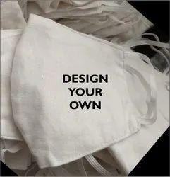 Customize Cotton Reusable Face Mask