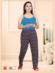 KIWA STUDIO Cotton Harem Pants For Women, Waist Size: Free size