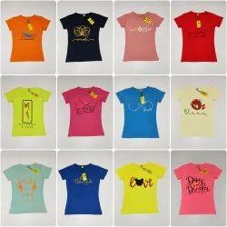Women S Printed T Shirt