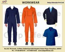 Worker Uniform Coat / Dungree