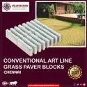 Art Line Grass Pavers