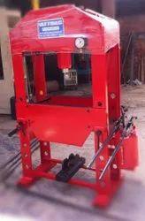 40 Ton Manual Hydraulic Press
