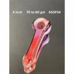 4 inch glass pipes