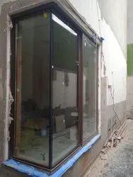 Transparent Plain Ais Windows A Division Of Ais Glass Solutions Limited, Size: Coustmized