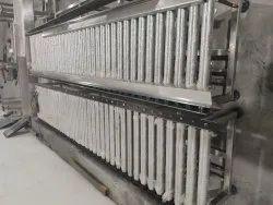 SS Powered Roller Conveyor