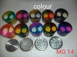 62 mm morpank colour herb grinder