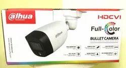 Dahua 2 MP Colour Bullet Camera, Camera Range: 10 to 20 m