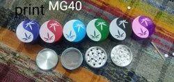 62 mm boll leaf herb grinder