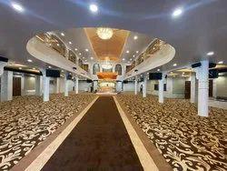 For Flooring Gurudwara Floor Carpet