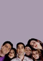 Friends Poster A3 size