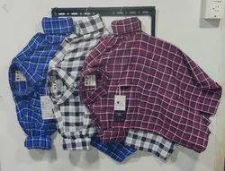 LP Twill 40 Mens Check Formal Shirt, 18+, Size: M L Xl Xxl