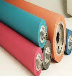 Silicone Pressure Roller For Thermal Lamination