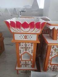Tulsi Mandir, For Home, Size: 3'