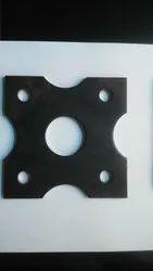 Black Scaffolding And Formwork