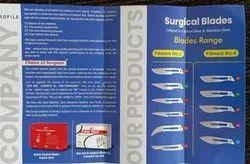 Surgical Blades Scalpels