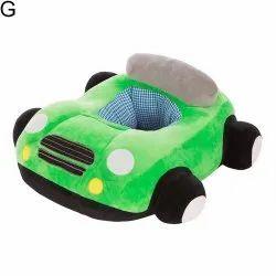 Red ABS Kids Car