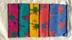 Nilesh Flower Print Cotton Nighty Fabric