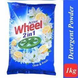 Lemon Wheel Detergent Powder 25 Kg