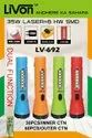 Rechargeable Flashlight Torch