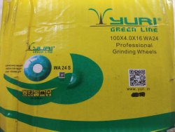 Greenline Yuri Grinding  Wheel
