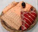 Pure Upada Silk Lehenga