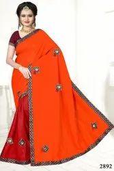 Ladies Silk Designer Saree