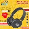 OUD OD-HP-E-08B Stereo Sports Headphone