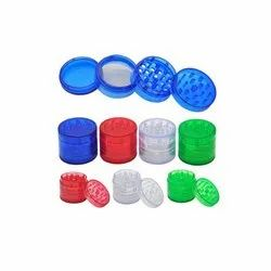 50 mm 5 part Acrylic herb grinders
