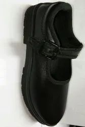 Big boss Leather School shoes, Size: Small To Large