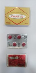 Avana 50 Mg Tablet