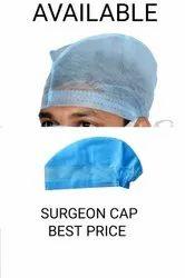 Surgeon Disposable Cap