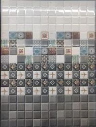 Multicolor Gloss 300x450 Digital Wall Tiles, Thickness: 5-10 mm
