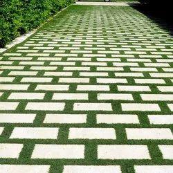 Big Square Grass Paver