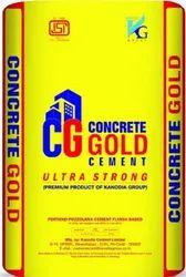 Concrete Gold Cement