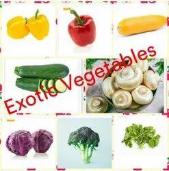 Pan India Exotics Fresh Vegetable