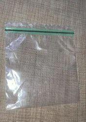 Double Zip Lock Bags