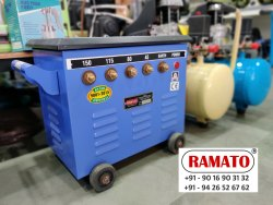 150 Amp Air Cooled Transformer Based Arc Welding Machines