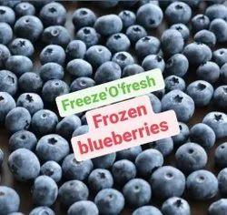 Frozen Blue Berry