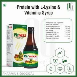 Vitrass Syrup