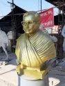 Pandit Dindayal Uppaday Statue