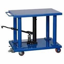 Workshop  Hydraulic  Working Table.