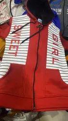 Full Sleeve Ladies Hud Jacket