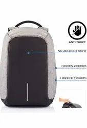 Customize Anti Theft Laptop Backpack Bag with USB