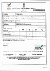 Shop Act Certificate More Than 10 Employees ( Gumasta )