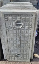 Concrete main hole Cover