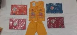 Serlin Cotton Kids printed t shirts, Size: 6 months - 3 years