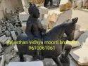Marble Maharana Pratap Moorti