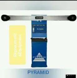 Pyramid Wheel Aligner