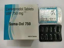 Carisprodol 750 Tablet