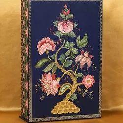 Box wedding cards